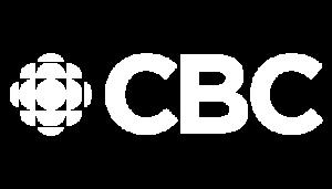 CBC Logo White
