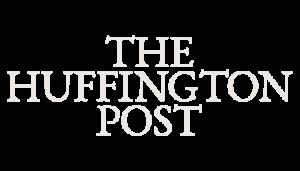 Huffington Post Logo White
